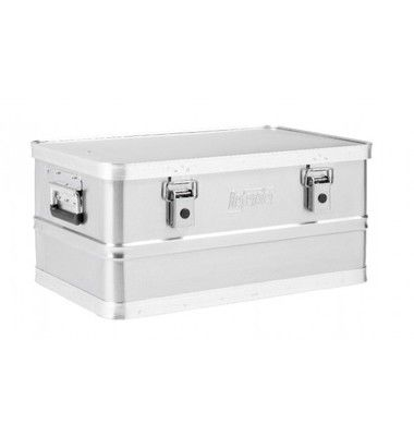 DEFENDER KA44-017 ALUMINIUM BOX 46 LITRES aluminium shipping crate
