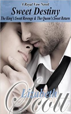 ASIN: B01CF79MOA: Contemporary Royal Romance: Sweet Destiny The King's Sweet Revenge & The Queen's Sweet Return (The Royal Vow Series Book 5)  Kindle Edition.  Mari and