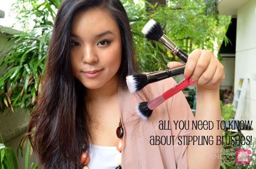 All You Need To Know about Duo Fibre Stippling Brushes & How to Use Them!