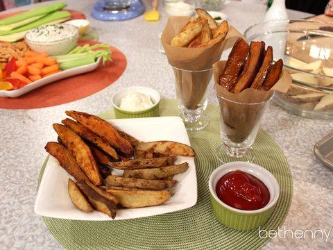 Guilt-Free Fries: PMS Snack Satisfaction! | Bethenny.com