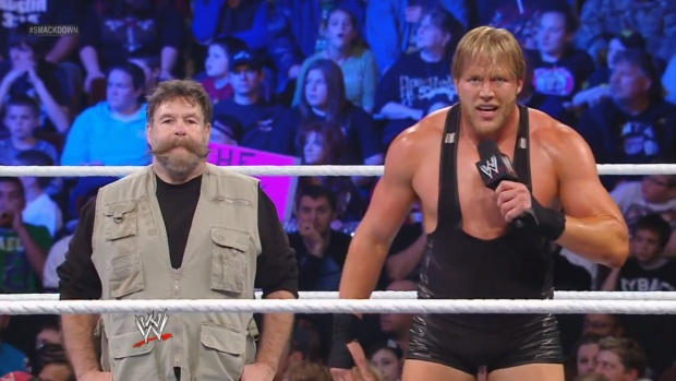 """Have You Heard the WWE's Wildly Racist 'Tea Party' Wrestling Character Named Jack Swagger?Many conservatives were disgusted after the WWE debuted a """"Tea Party"""" character in Jack Swagger to fight against World Heavyweight Champion Alberto Del Rio for the top title April 7."""