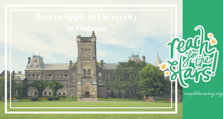 Are you thinking about applying to Ontario university? Now it is time to gather all of your necessary documents and get ready to apply to Ontario university.