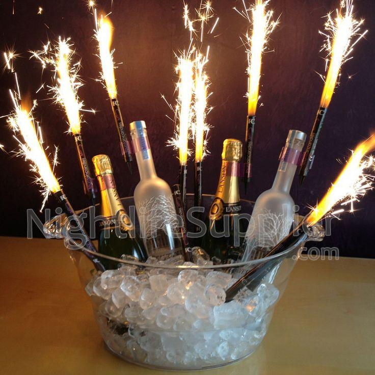Nightlife Supplier - Bottle Sparklers, $59.00 #nightlifesupplier #BottleSparklers #sparklers #party