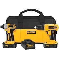 [$169.00 save 30%] DEWALT 18-Volt Cordless Drill/Driver and Impact Driver Combo Kit http://www.lavahotdeals.com/ca/cheap/dewalt-18-volt-cordless-drill-driver-impact-driver/214120?utm_source=pinterest&utm_medium=rss&utm_campaign=at_lavahotdeals