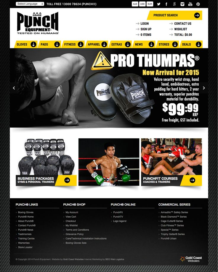 Gym Equipment Gold Coast: 17 Best Images About Wordpress Themes, Tips & Plugins On