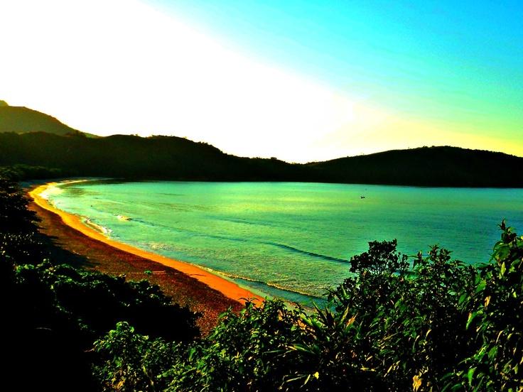 Trilha da Praia das Laranjeiras à Praia do Sono, em Trindade, RJ ~ me aguardee