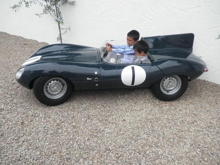 pedal car jaguar i want it