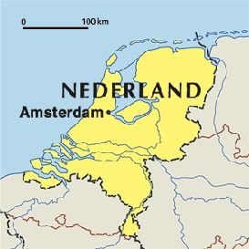 Nederland 1958