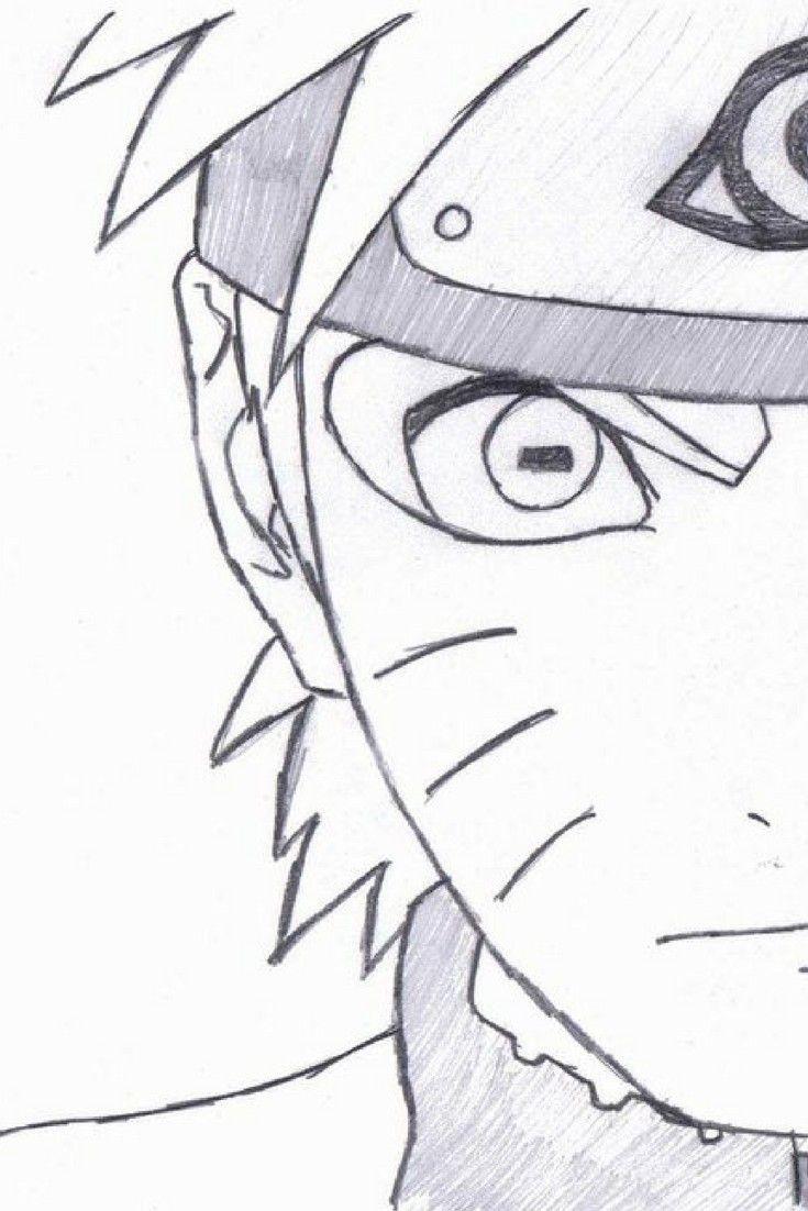 Pin By Apenas Um Qualquer No Mundo On Seni Jalanan 3d In 2020 Naruto Drawings Naruto Sketch Drawing Naruto Drawings Easy