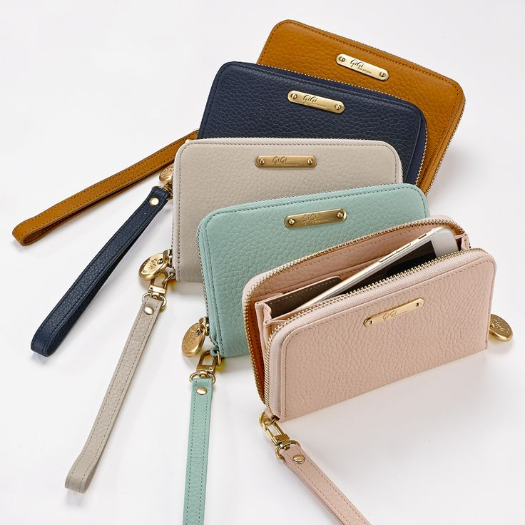GiGi New York | iPhone Wallet Wristlets