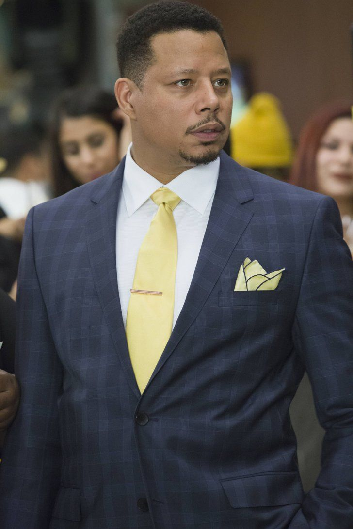 Pin for Later: 22 Halloween Costumes For Men Inspired by This Year's Movies and TV Lucious Lyon From Empire