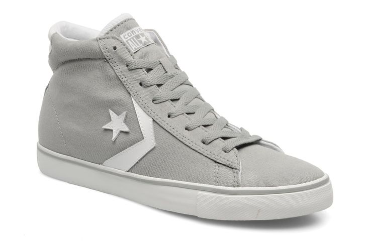 Pro Leather Vulc Canvas Hi M Converse (Grijs) | Sarenza.nl | Sneakers Pro Leather Vulc Canvas Hi M Converse gratis verzending