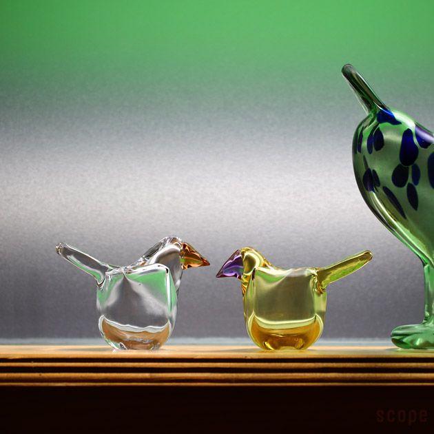Birds by Toikka Sieppo 1 iittala   scope