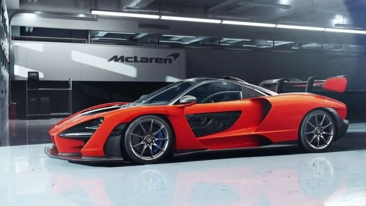 Wow!!!...2019 McLaren Senna   It Certainly Has a Name to Live Up To CAR TV
