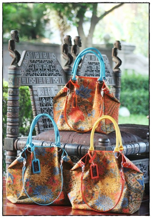 Batik Bag ~ By Kunthi Batik