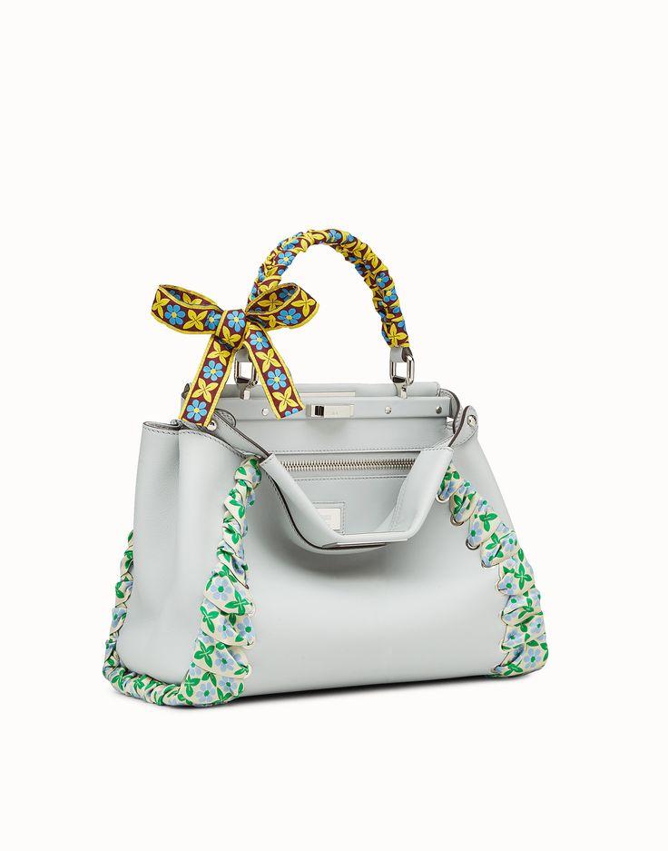 Dolce & Gabbana Leather Dolce Box Handbag With Dg Family