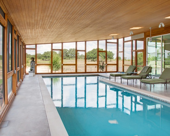 260 best images about modern sunroom and deck designs on - How much to build an indoor swimming pool ...