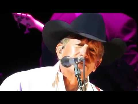 George Strait - Carrying Your Love With Me/1999/Tampa/Raymond James Stadium - YouTube