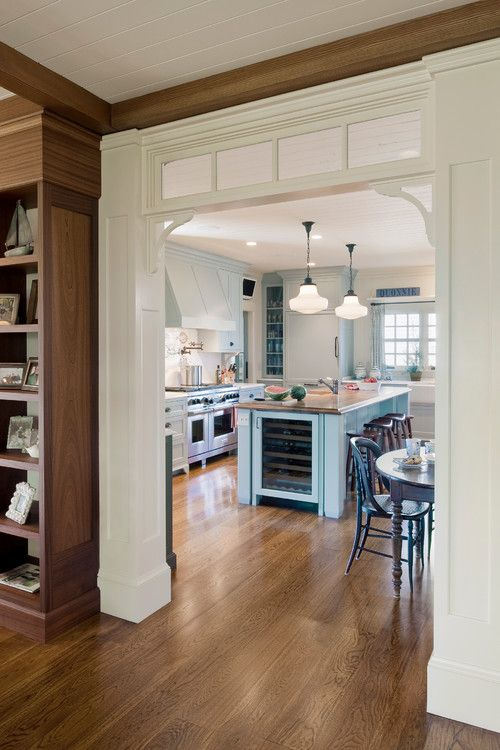 Top 25 best archways in homes ideas on pinterest crown for Prefab interior arches