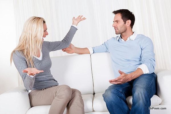 Dealing with the common marital arguments like a pro | Love Guide by Dr Prem | http://drprem.com/love/dealing-common-marital-arguments-like-pro | #Latest, #LoveandRelationshipsGuide #CoupleConflicts, #Expenditure, #Featured, #HavingABaby, #InLaws, #MaritalArguments, #Partiality, #Sex, #Top