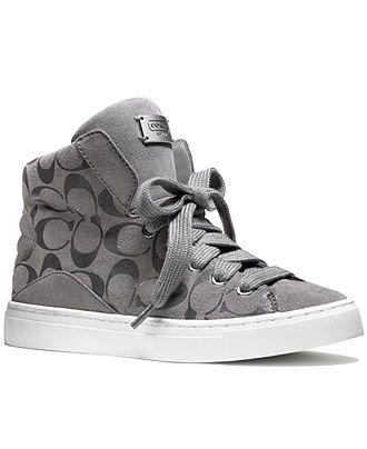 COACH RENEE SNEAKER - Coach Shoes - Handbags & Accessories - Macy's