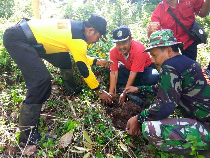 Jaga Sumber Air, Ribuan Warga Adakan Tanam Seribu Pohon http://malangtoday.net/wp-content/uploads/2017/01/IMG_20170121_082903_HDR.jpg MALANGTODAY.NET – Sebagai wujud konservasi lingkungan masyarakat di sekitar Objek Wisata Telaga Buret, Kabupatèn Tulungagung adakan penanaman pohon. Acara yang digelar di kawasan hutan lindung Telaga Buret, Sabtu (21/01) ini dihadiri ribuan masyarakat dari kecamatan Campurdarat, Kabupatèn T... http://malangtoday.net/flash/nasional/jaga-
