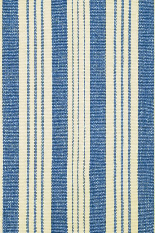 Stafforsdhire Stripe Cotton Rug Dash & Albert | Winton House