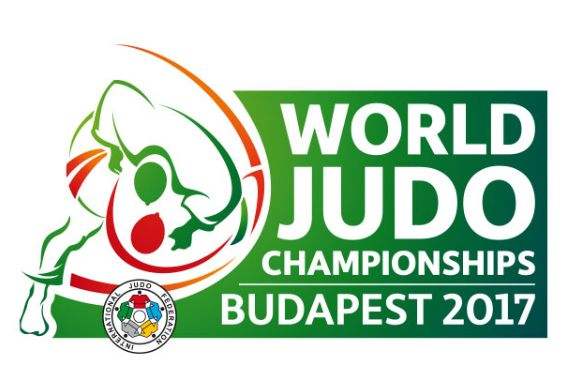 The logo for next year's International Judo Federation World Championships in Budapest has been released ©IJF