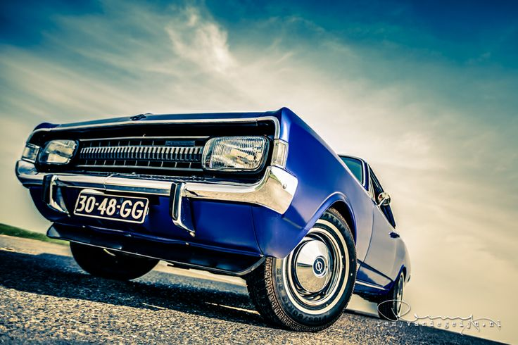 Opel Rekord - Gijs.
