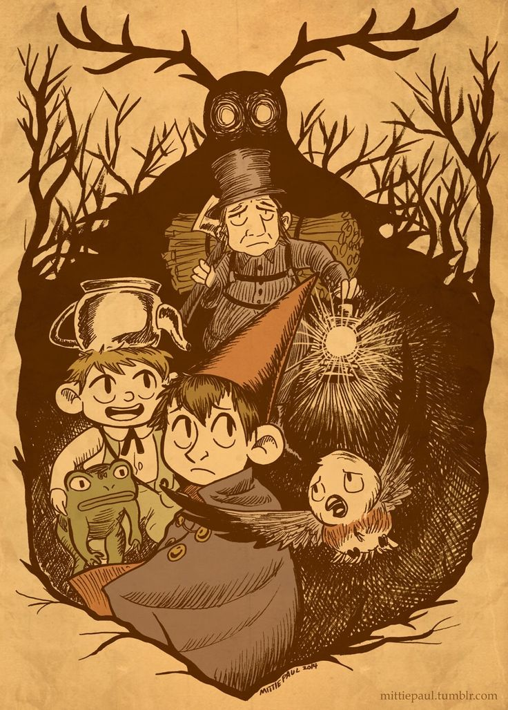 51 best over the garden wall fan art images on pinterest on over the garden wall id=61560