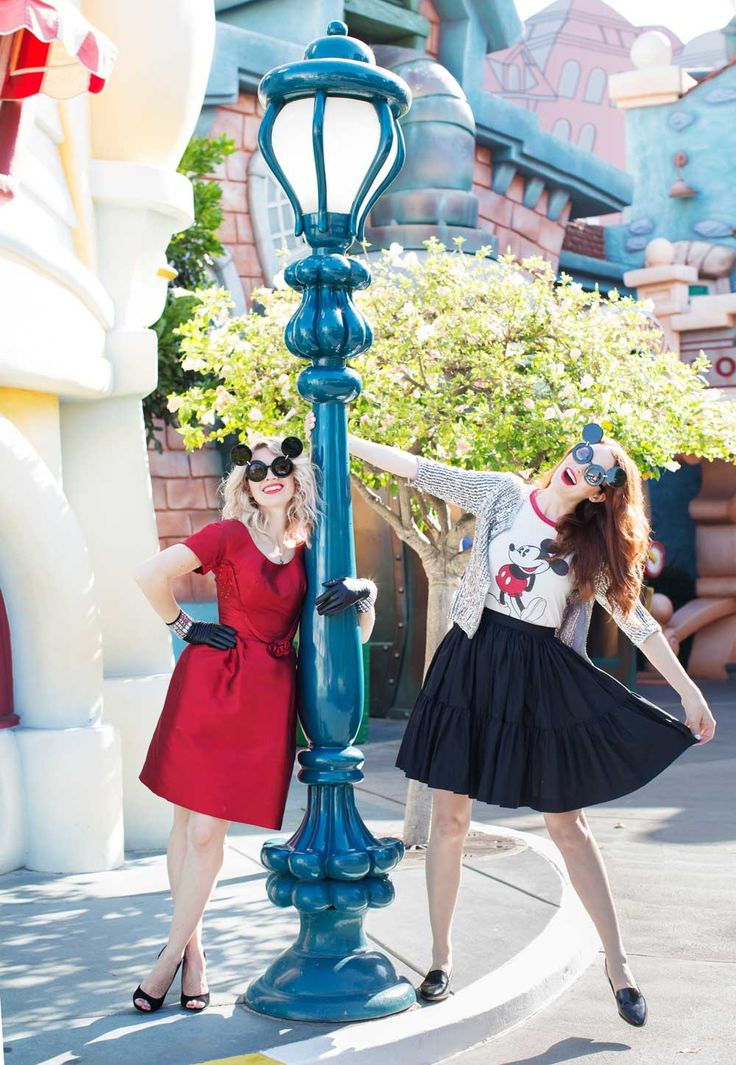 The Disneyland Photo Shoot of Our Dreams | Fashion | Disney Style