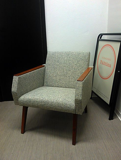 Retro chair, Lauritzon's Trevi A3000