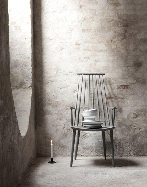 Hay chair j110