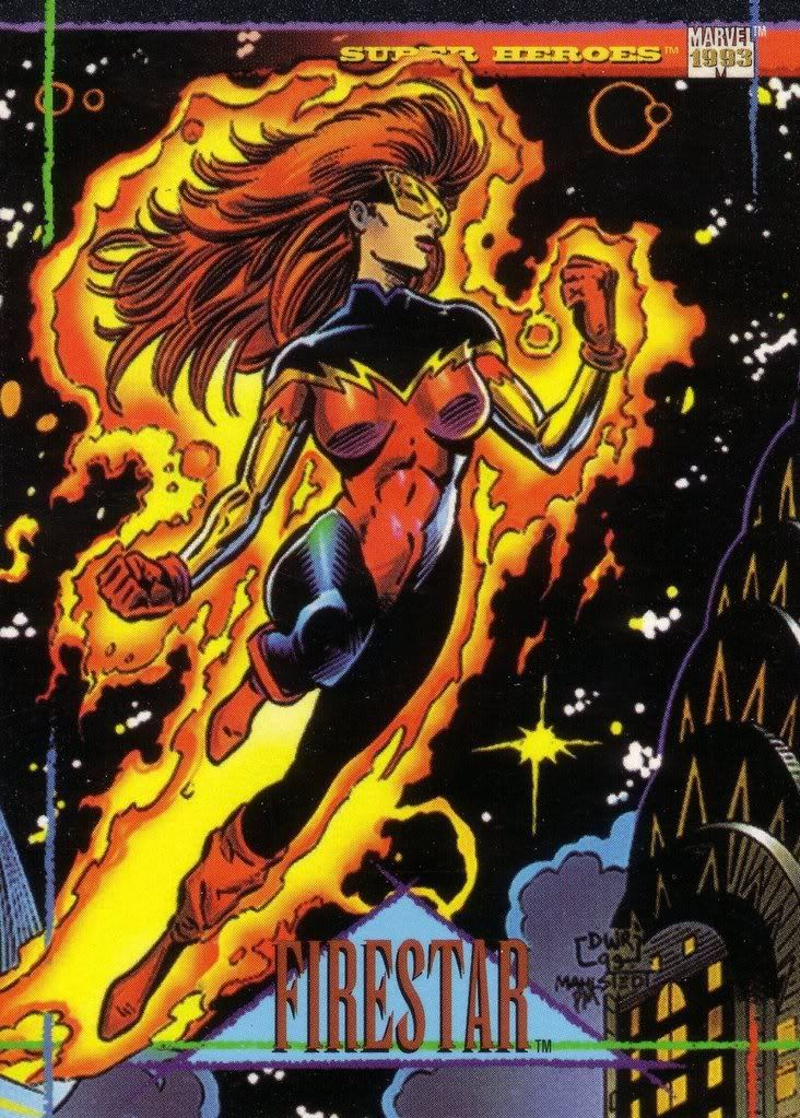 Sex scene in firestar novel
