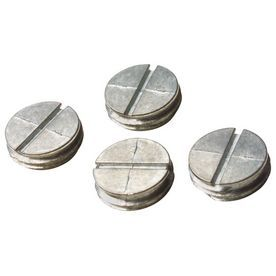 "REDDOT�4-Pack 1/2"" Weatherproof Plugs"