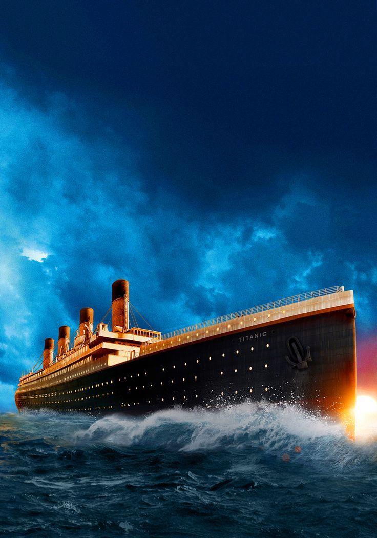 Idee von martin riggs auf desaster movies rms titanic