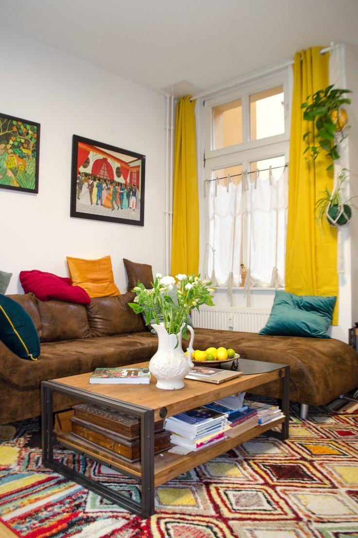 Beautiful Potsdam Homestory Industrial Meets Boho Haus Deko