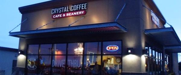 Crystal Coffee Cafe Beanery
