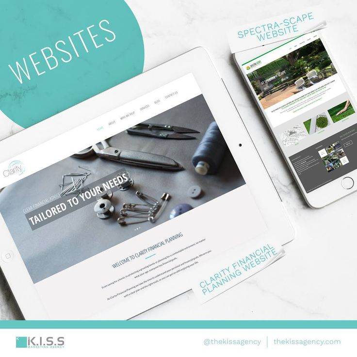 WEBSITE DESIGN SERVICE 🙌 //  Did you know we offer in-house graphic and digital design services? 🎨 Put your brand to work with clever, meaningful and creative design aligned with strategic purpose: http://www.thekissagency.com/design/  😇 If you want to communicate a clear, consistent and visually appealing brand message to your customers, let's talk: http://www.thekissagency.com/contact/  💫