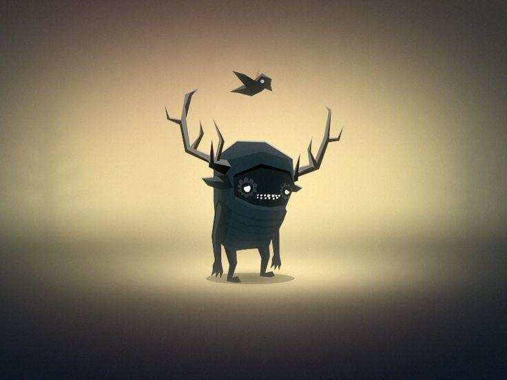 Mikael Gustafsson / Main Character #character #design #3D