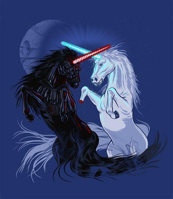 Unicorns AND NERDY!