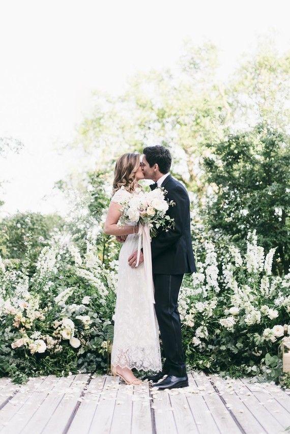 Romantic Tuscan Villa wedding