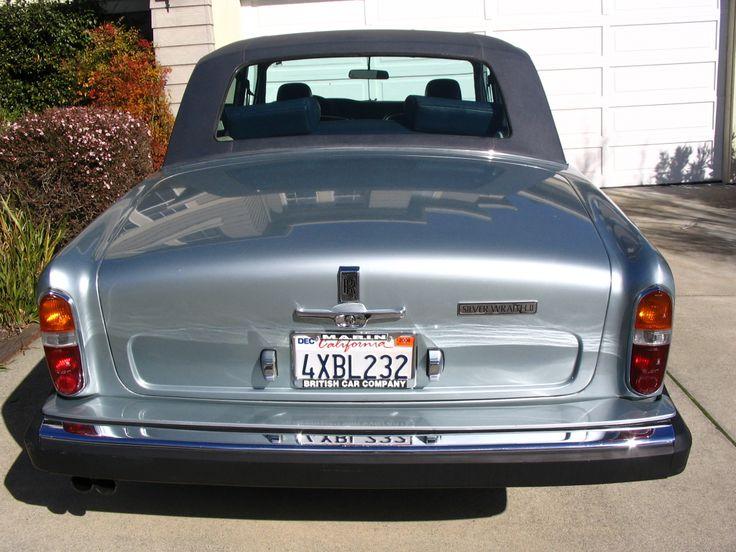 Rolls - rear