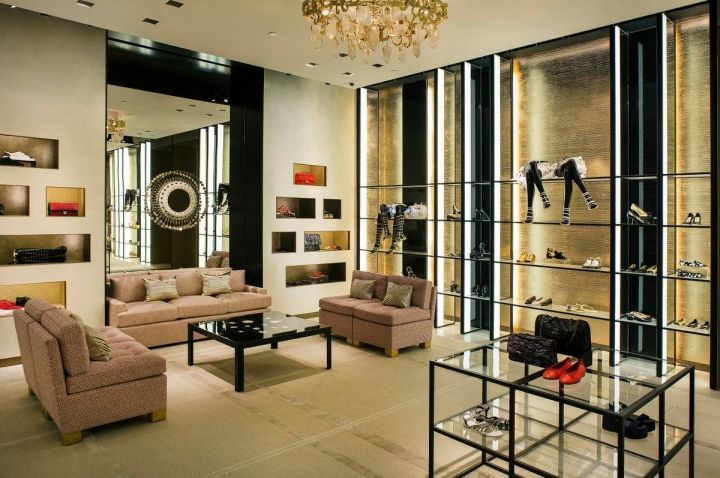 ysl store interior design - Google Search