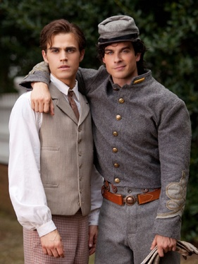 So I'm totally new to the whole Vampire Diaries craze....but after watching the 1st season the last 2 days, omygoodnesswhydidntistartwatchingthisyearsago!!!!!!!!!!!