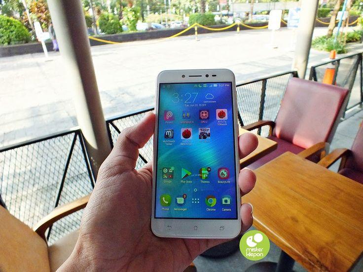 Review ASUS Zenfone Live (ZB501KL): Smartphone Keren Buat Video Live Streaming