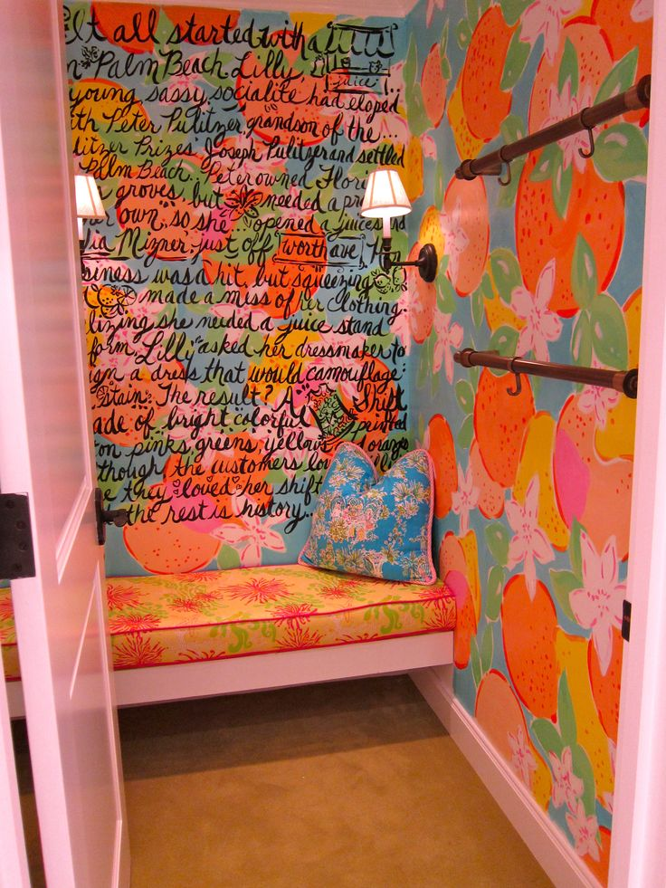The Breakers - New Lilly Pulitzer store: Addi Rooms, Cute Ideas, Fleas Fleamarket, Rooms Ideas, Citrus Prints, Closet, Fit Rooms, Bright Colors, Difference Quotes