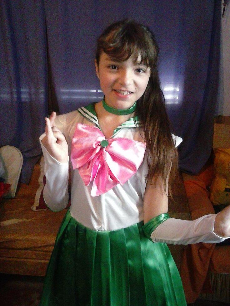 Disfraz De Sailor Jupiter Todas Las Sailors - $ 420,00 en MercadoLibre