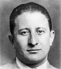 "Don"" Carlo Gambino (pronounced gam-BEE-noh), (August 24, 1902 - October 15, 1976) was a Sicilian mobster, notable for being Boss of the Gambino crime family, which is still named after him. After the 1957 Apalachin Convention he unexpectedly seized control of the Commission of the American Mafia. Gambino was known for being low-key and secretive. Gambino served 22 months in prison (1938–39), and lived to the age of 74, when he died of a heart attack in bed, ""In a state of grace,"" according…"