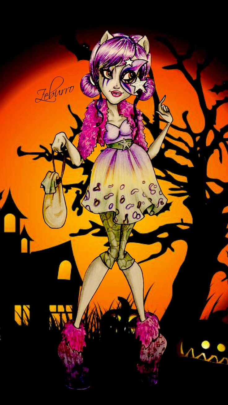 Monster High group by CarambolaG on DeviantArt